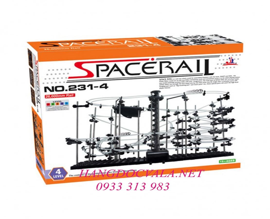 Vòng đua vũ trụ - Space Rail Level 4
