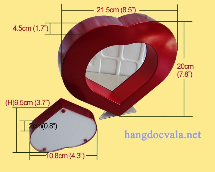 Khung hình trái tim