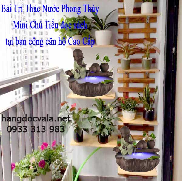 Thac nuoc phong thuy hcm