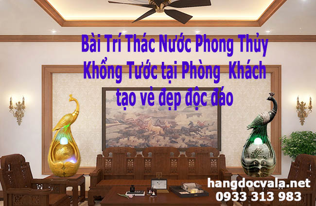 Thac nuoc phong thuy trong nha