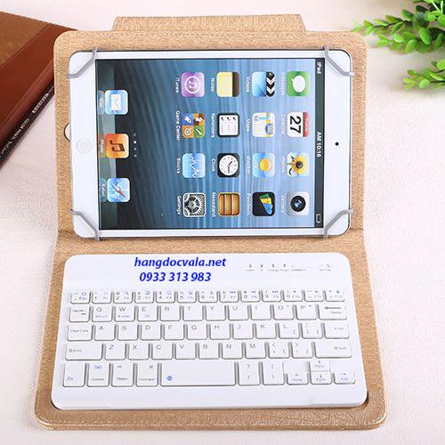 Bàn phím Bluetooth dùng cho máy tính bảng (ipad)