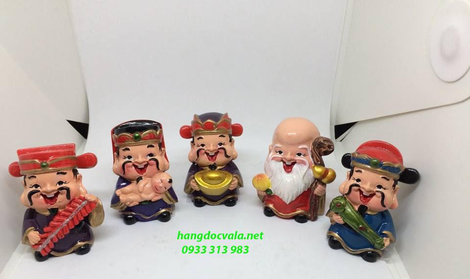 Bộ tượng 5 ông thần tài giá rẻ
