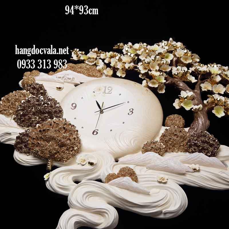 đồng hồ mừng tân gia
