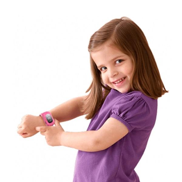 Cách cài đặt đồng hồ theo dõi trẻ em