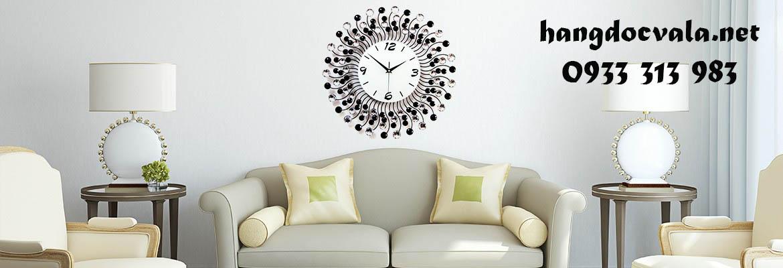 Đồng hồ trang trí nội thất