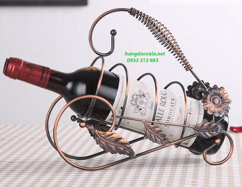 Giá đựng rượu độc đáo, đẹp