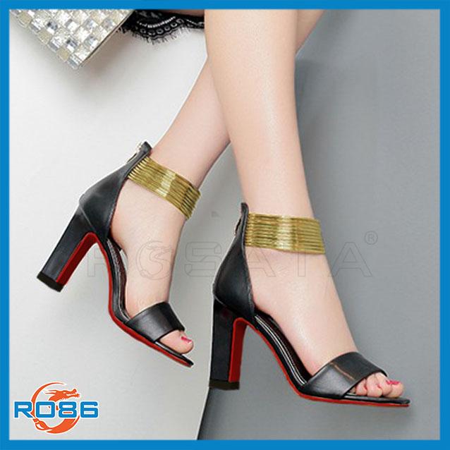 Mẫu giày cao gót mới nhất hiện nay