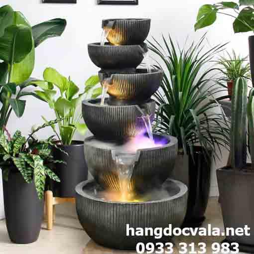 Đài phun nước mini sân vườn