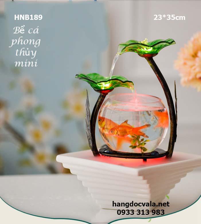 bể cá thủy sinh mini 2 tầng diệp lục