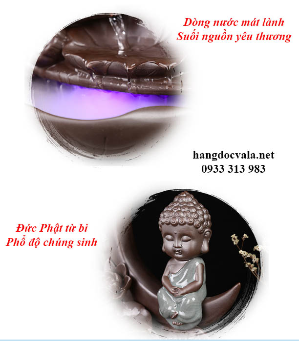 Thac nuoc phong thuy cao cap
