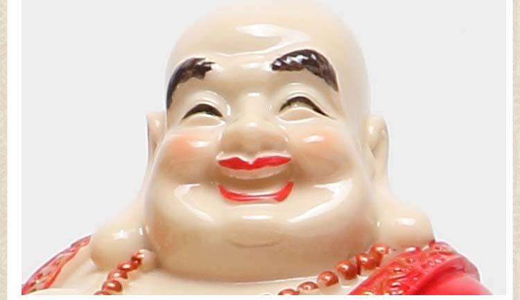 Hòn non bộ mini -Phật Di Lặc từ bi hỉ xã