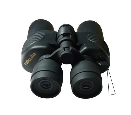Ống nhòm Quân sự Nikula zoom Stulus 8-32x50