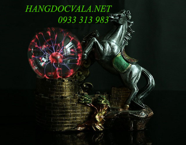 Quả cầu ma thuật Plasma Ngựa vượt thành Troy