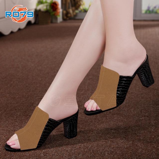 Giày cao gót đẹp nhất hiện nay