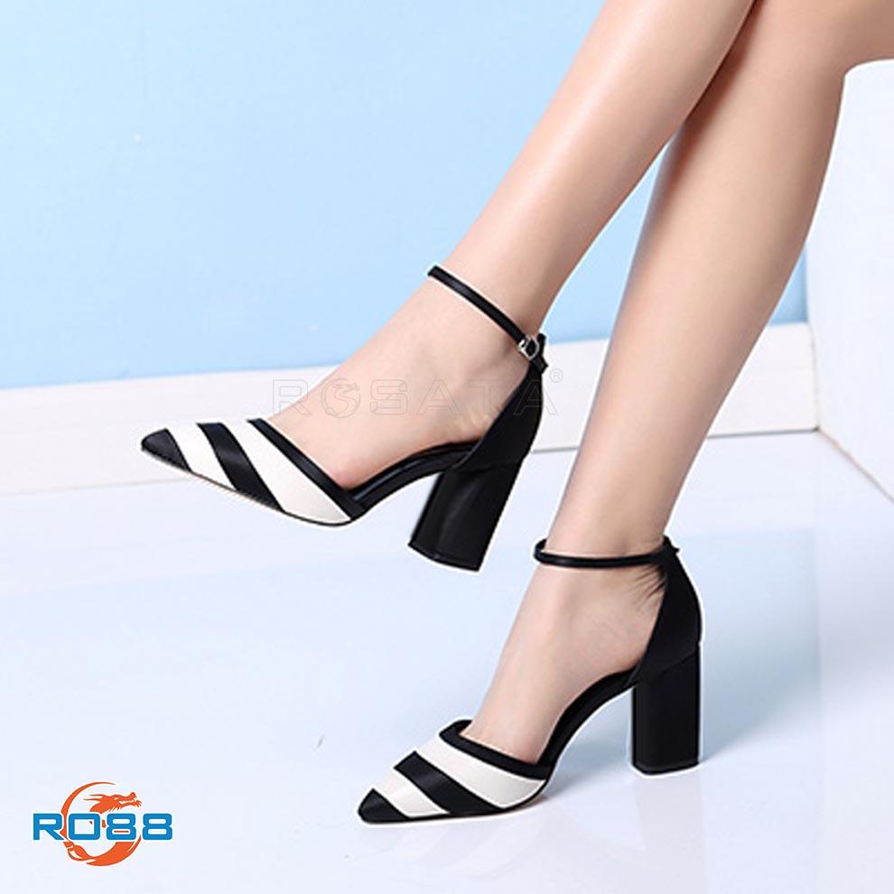 mẫu giày cao gót mới ra