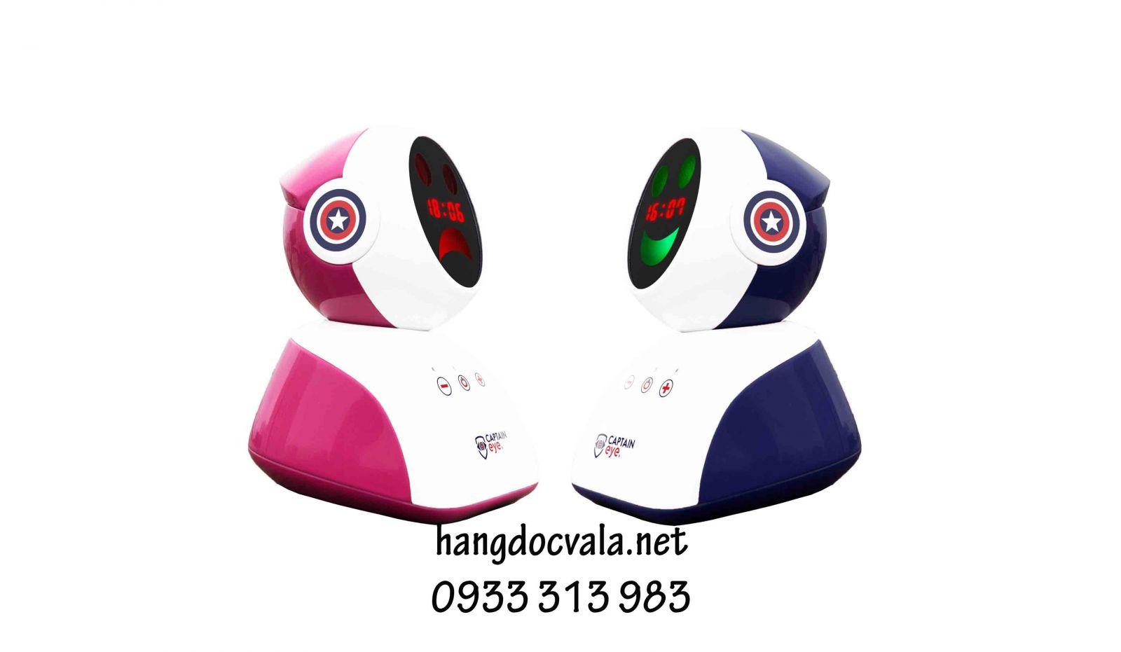 robot thiết bị chống gù lưng, cận thị