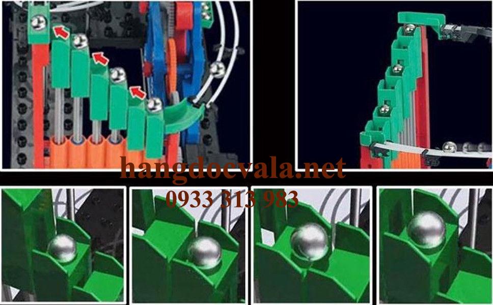 Vòng đua vũ trụ thế hệ 2 cấp độ 1