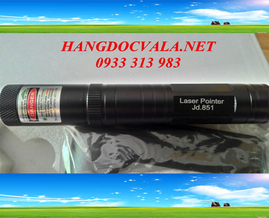 Đèn Laser Pointer Jd.851