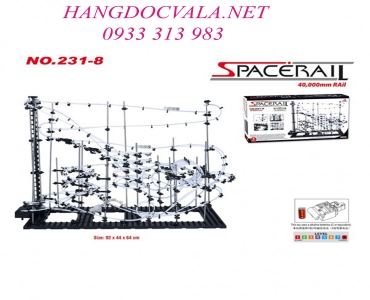 Vòng đua vũ trụ level 8 - Space Rail Level 8 - 40.000 mm