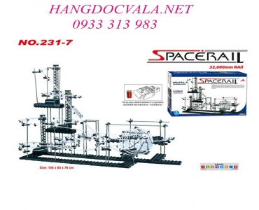 Vòng đua vũ trụ level 7 - Space Rail Level 7 - 32.000 mm