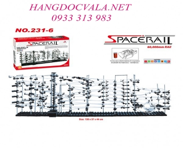 Vòng đua vũ trụ level 6 - Space Rail Level 6 - 60.000 mm