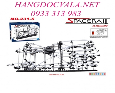 Vòng đua vũ trụ level 5 - Space Rail Level 5 - 32.000 mm