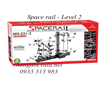 Vòng đua vũ trụ level 2 - Space Rail Level 2